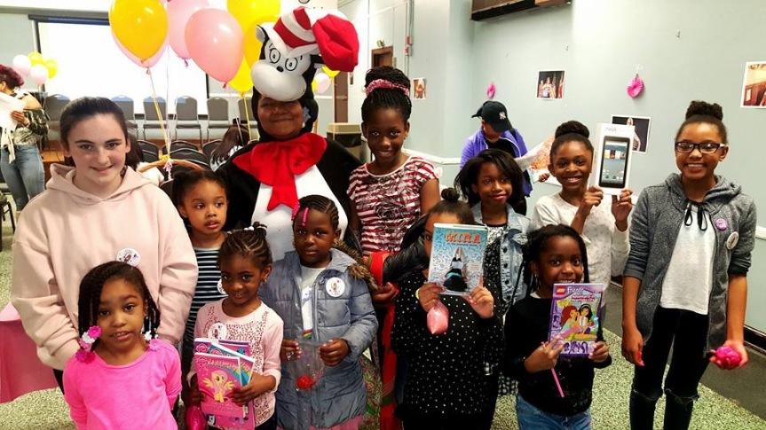 "Tha B.U.M.P. Believes in Michelle Obama's Initiative ""Let Girls Learn"""